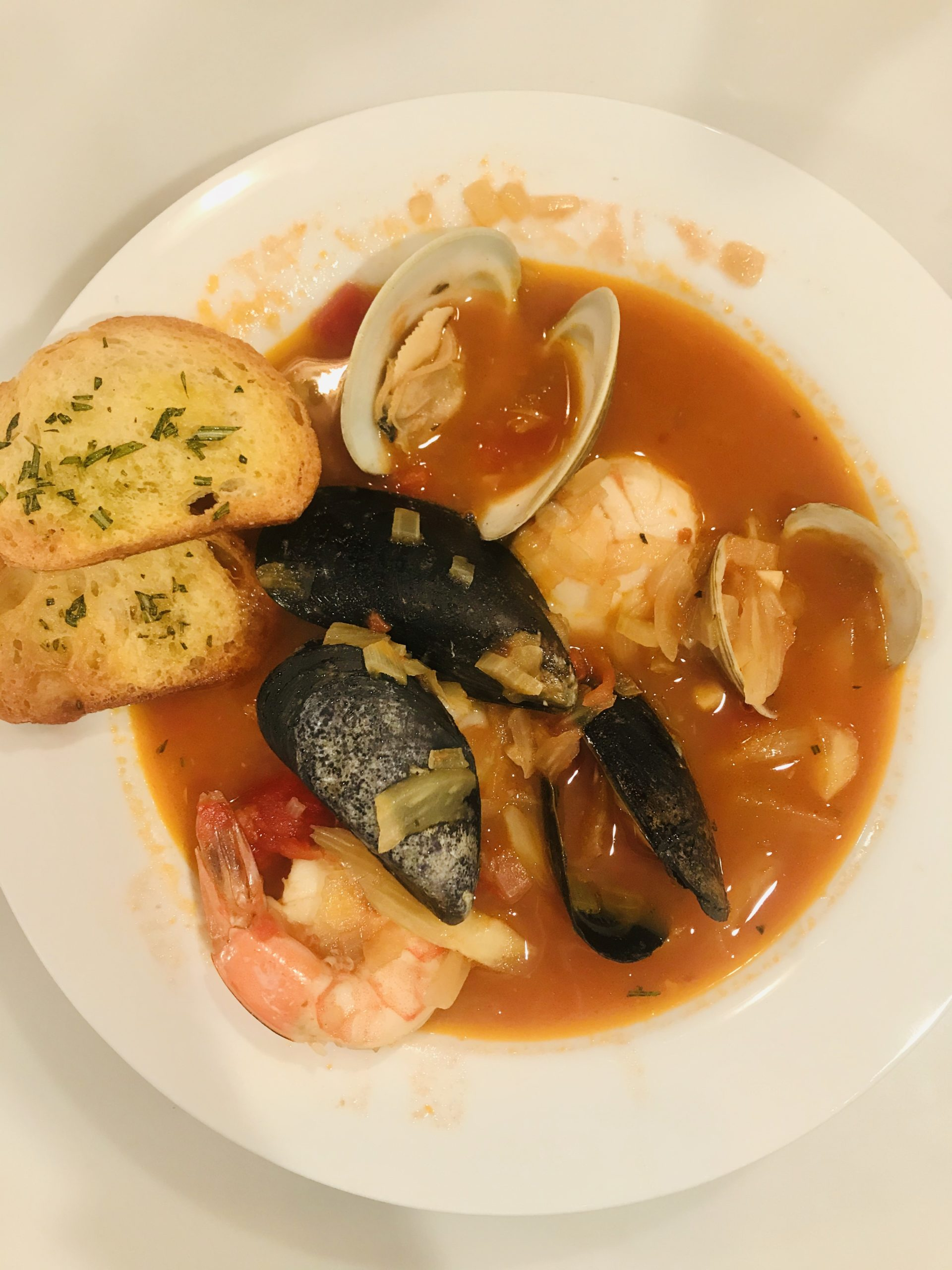 Saturdays are for Cioppino
