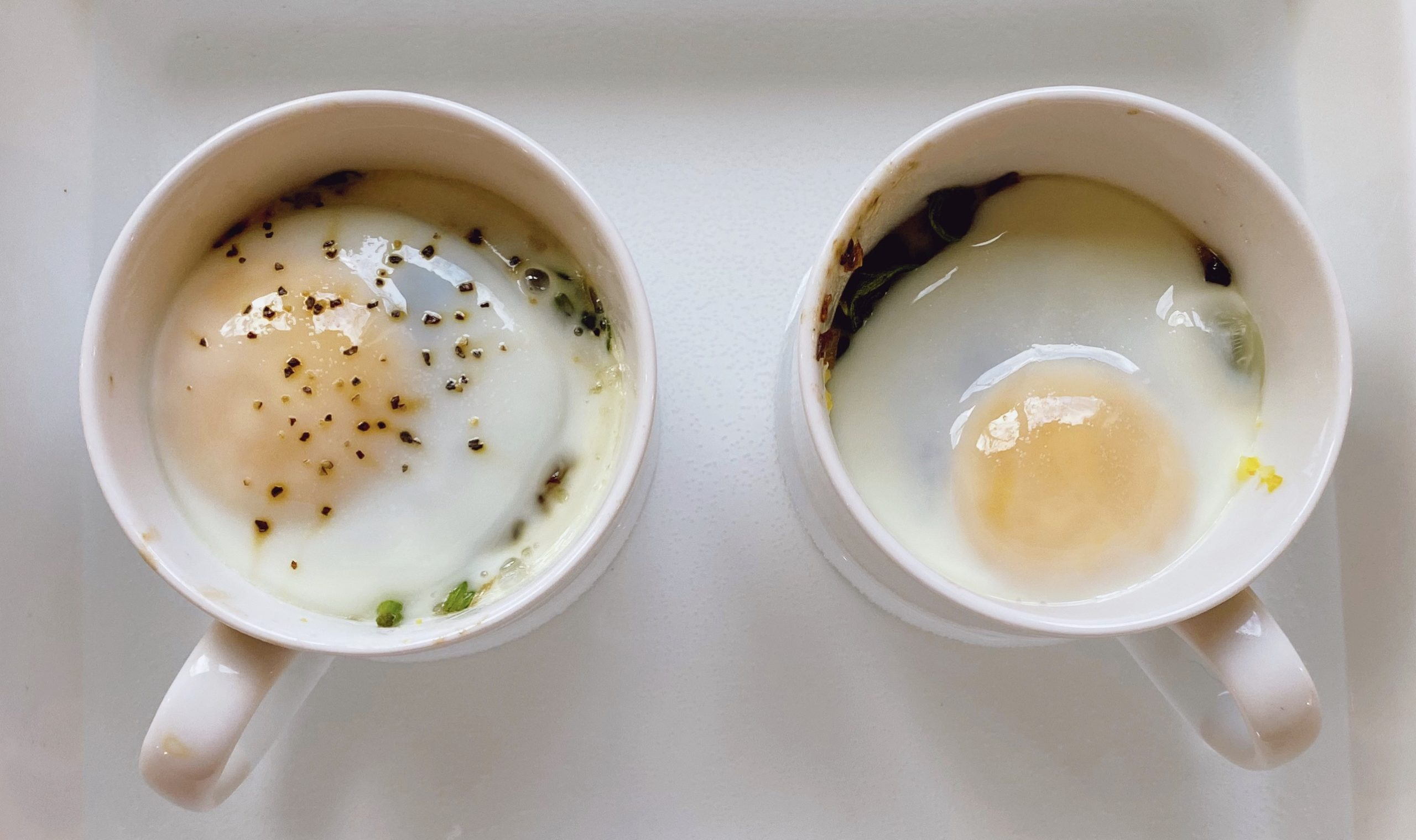 New Year, New Breakfast Idea: Coddled Eggs