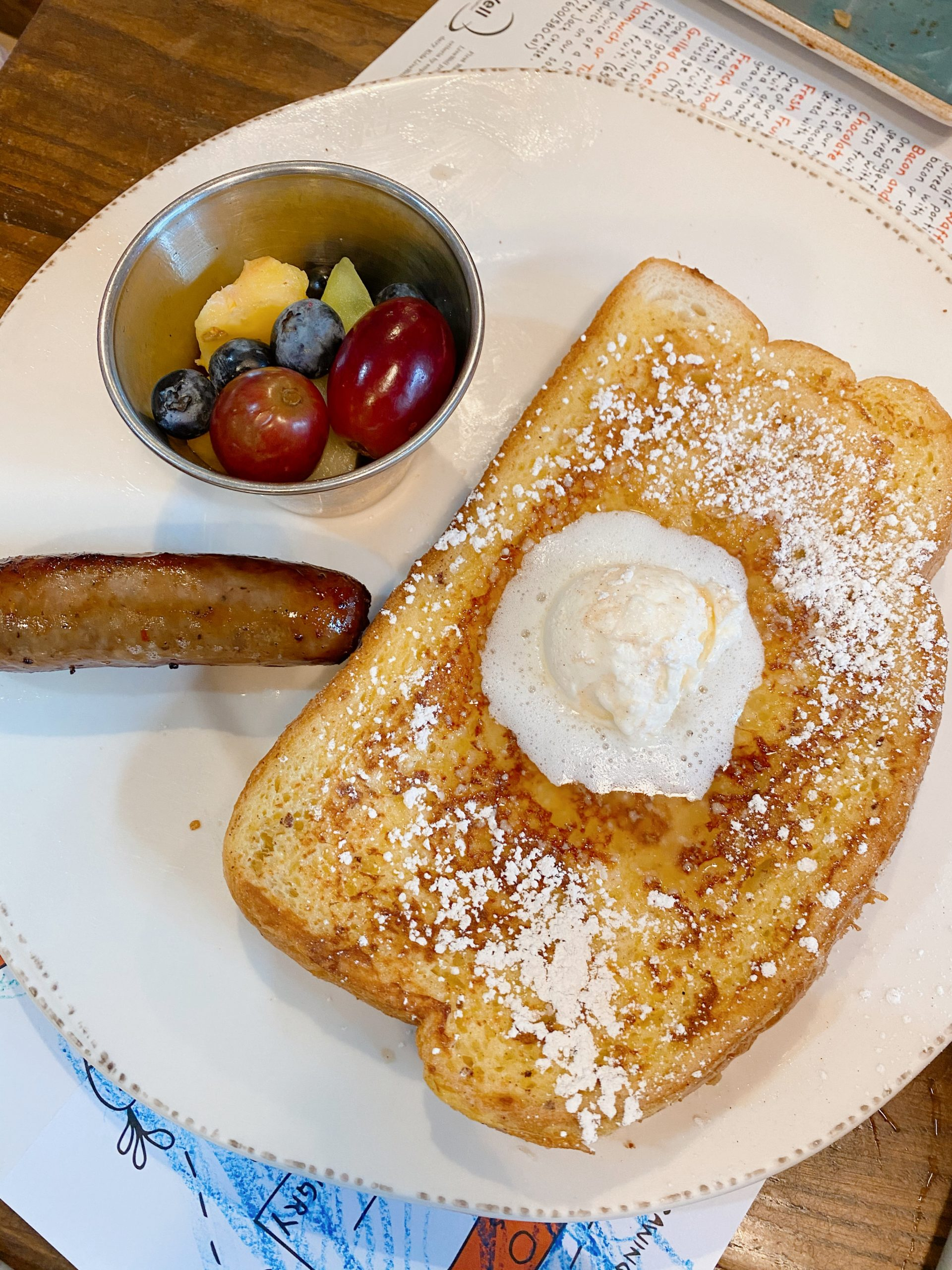 First Watch French Toast
