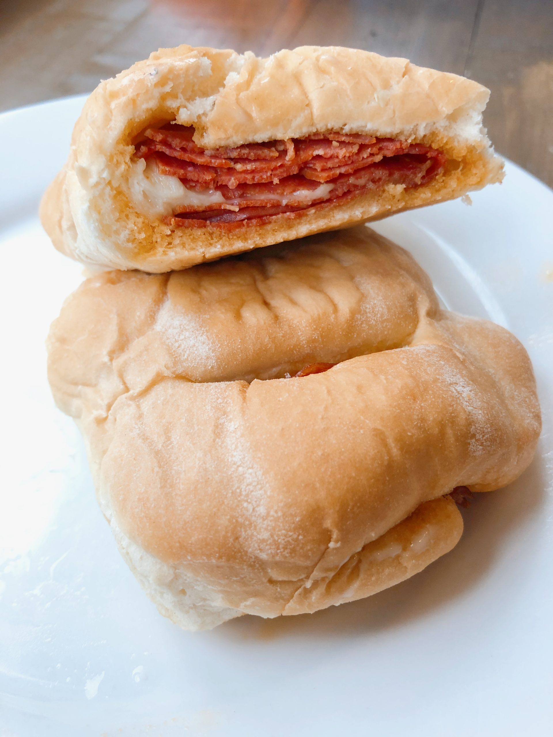 Pepperoni Roll