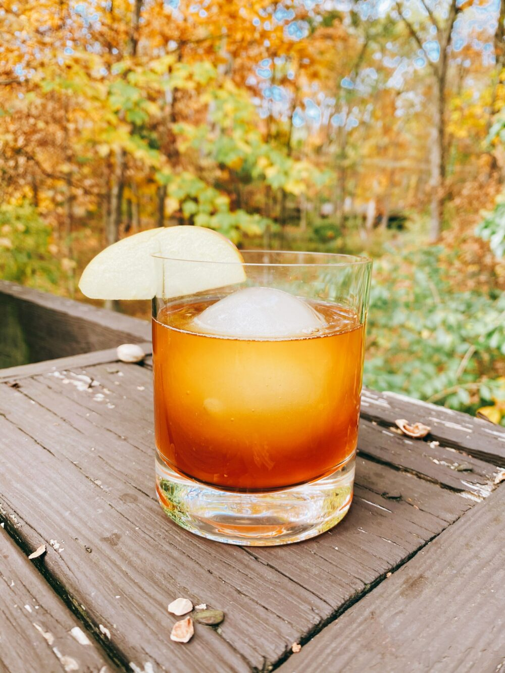 Sunday Funday: Apple Cider Bourbon Cocktail